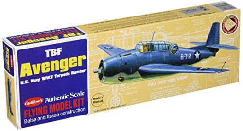 Guillow s Grumman TBF Avenger Model Kit