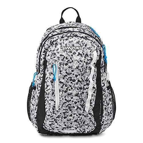 - JanSport Agave Backpack White Storm Camo
