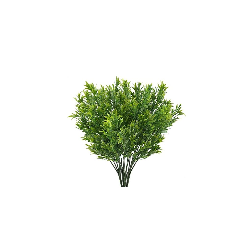 CATTREE-Artificial-Shrubs-Bushes-Plastic-Grass-Fake-Plants-Wedding-Indoor-Outdoor-Home-Garden-Verandah-Kitchen-Office-Table-Centerpieces-Arrangements-Christmas-Decoration