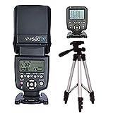 Yongnuo YN560 IV Wireless Flash Speedlite + YN560 TX Flash Remote Controller +WT3110A for Canon DLSR Cameras