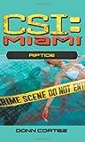 Riptide (CSI: Crime Scene Investigation (Paperback))