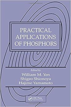 Book Practical Applications of Phosphors