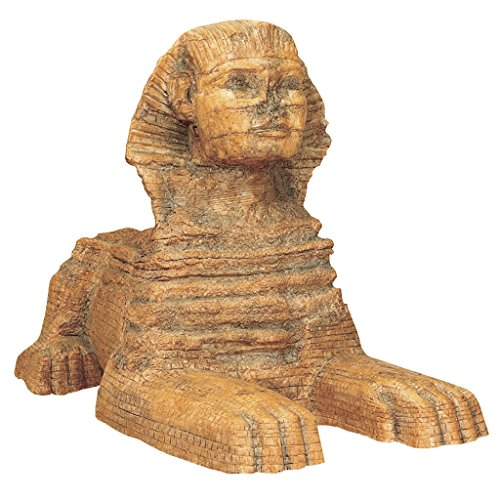 - Design Toscano Great Sphinx of Giza Sculpture - Medium