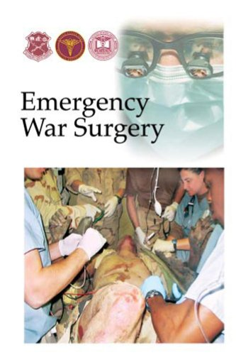 Emergency War Surgery by [Borden Institute Army Medical Center]