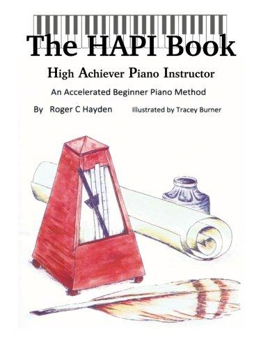 """The Hapi Book"": High Achiever Piano Instructor"