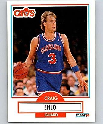 aadafc958 Amazon.com  1990-91 Fleer  32 Craig Ehlo Cavaliers NBA Basketball ...