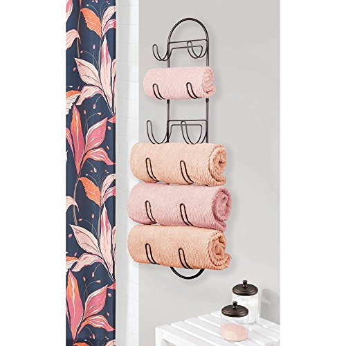 The 8 best towel rack with storage