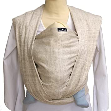 Amazon Com Didymos Indio Nature Baby Wrap Sling Size 3 By