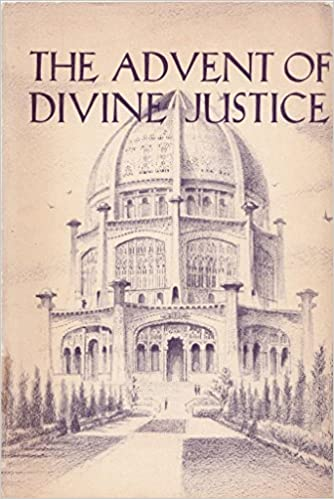 Book The advent of divine justice