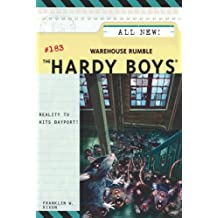 Warehouse Rumble (Hardy Boys Book 183)