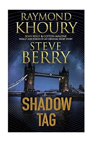 book cover of Shadow Tag