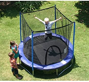 Airzone 8' Trampoline Combo