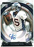 2013 Topps Strata Autographs #68 Tavarres King SP RC Rookie