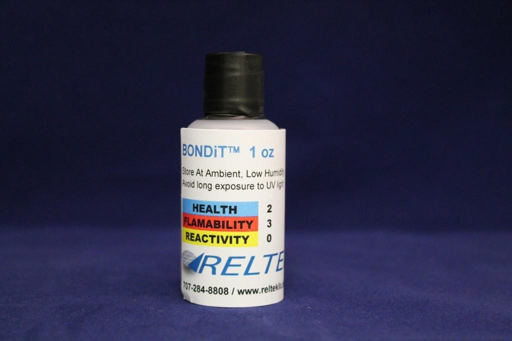 BONDiT C-52 Adhesion Promoter, Primer & Adheisve for Polyetheylen & Thermoplastics, 1 oz. Bottle