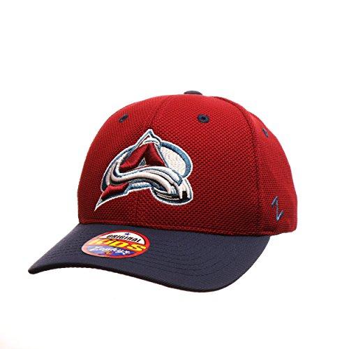 Colorado Avalanche Youth Tyke Adjustable Snapback Cap - NHL Zephyr Kid's Baseball ()