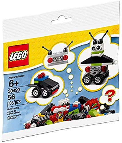 Amazon com: LEGO Robot Vehicle Free Builds - Make It Your