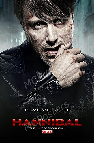 MCPosters Hannibal TV Show Series Poster GLOSSY FINISH - TVS597 (16