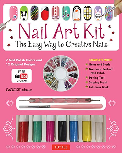 [FREE] Nail Art Kit: The Easy Way to Creative Nails [P.P.T]