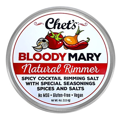 Bloody Mary Rim Salt - Natural Rimmer - Rimming (Bloody Mary Rimmer)