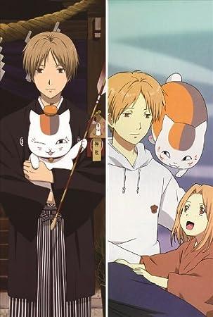 Anime Natsume Yuujinchou Pillow Case Cover huging Body cosplay