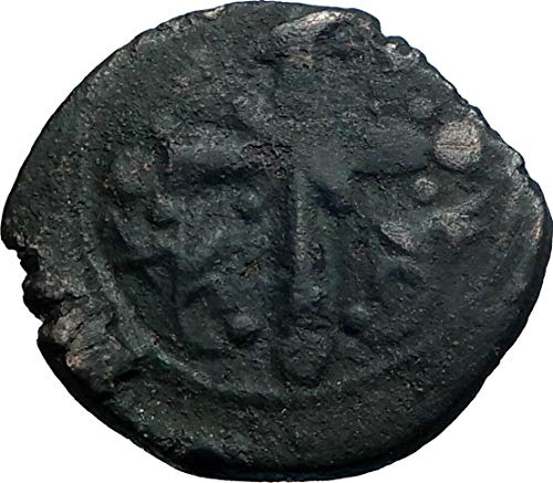 1078 TR JESUS CHRIST Class I Anonymous Ancient 1078AD Byz coin Good