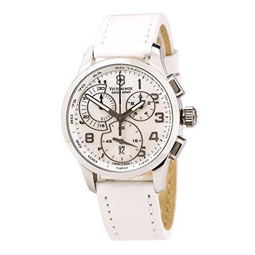 - Victorinox Swiss Army Women's 241321 Alliance Mother of Pearl Chronograph Dial Watch Watch