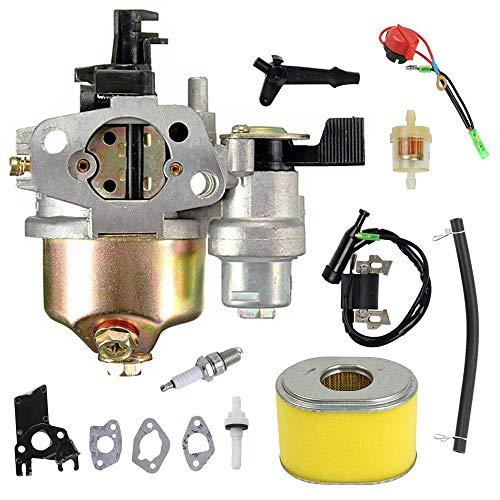 LIYYOO 16100-ZH8-W61 Carburetor Kit Replacement for Honda