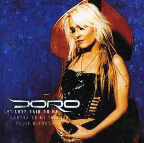 DVD : Doro - Let Love Rain On Me (CD)