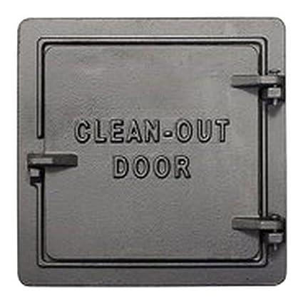 Amazon U S Stove Cod8 8 Chimney Clean Out Door Home Improvement