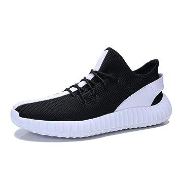 YAN Zapatos de los Hombres 2018 Zapatillas de Deporte de la Moda Air Trainers Fitness Casual