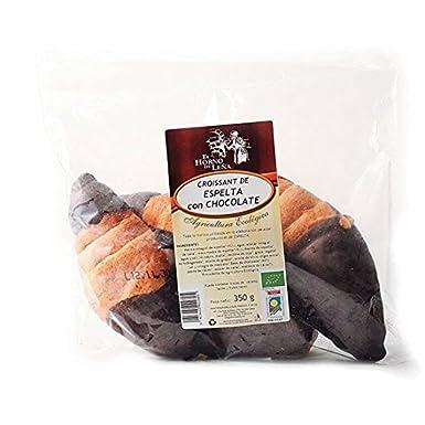 Croissants de Espelta y Chocolate Ecológicos Horno de Leña ...