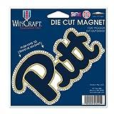 University of Pittsburgh Die Cut Magnet 4.5'' x 6''