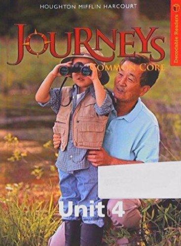 Houghton Mifflin Leveled Readers: Decodable Reader Unit 4 Grade 1 (Hmr Journeys/Medallions/portals 2010-12)