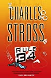 Front cover for the book Rule 34 by Charles Stross