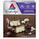 Cheap Atkins Endulge Treat, Chocolate Coconut Bar, 5 Count