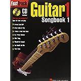FastTrack Guitar Songbook 1 - Level 1 (Fasttrack Series) ~ Hal Leonard Corp.
