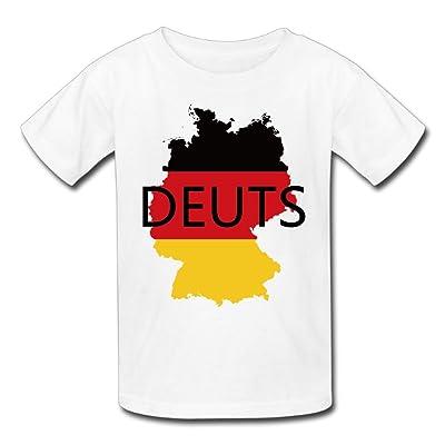 deb494ff33c Hailin Tattoo Boys Girls Tshirt Germany Deuts Map Original Plus Size Tshirt  Fashion Couple Tees