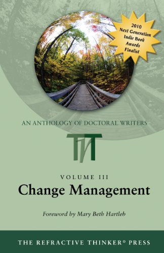 RT: Vol. 3: Chapter 9: Executive Coaching: A Strategy for Effective Change Management (The Refractive Thinker)