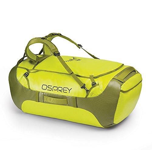Osprey Transporter 130 Borse da viaggio giallo