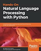 Hands-On Natural Language Processing with Python Front Cover