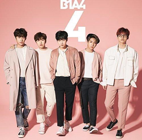 CD : B1A4 - 4 (Japan - Import)