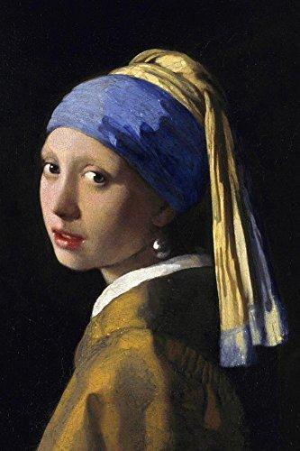 Johannes Vermeer Girl with a Pearl Earring Art Print by Jan Vermeer