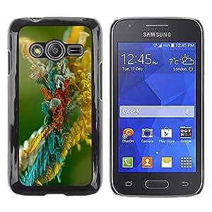 Paccase / SLIM PC / Aliminium Casa Carcasa Funda Case Cover - Micro object - Samsung Galaxy Ace 4 G313 SM-G313F