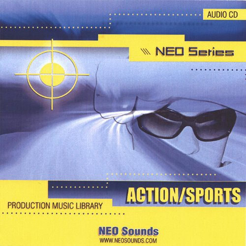 Royalty Free Production Music Library - Action/Sports (Neo Series) Royalty Free Production Music Library