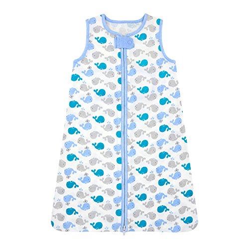Gerber Wear-A-Blanket, Medium, Baby Whales by Gerber