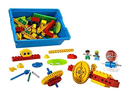 Amazon Early Simple Machines For Kindergarten Stem By Lego