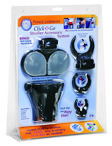 Prince Lionheart Click 'N Go Stroller Accessory Kit by Prince Lionheart