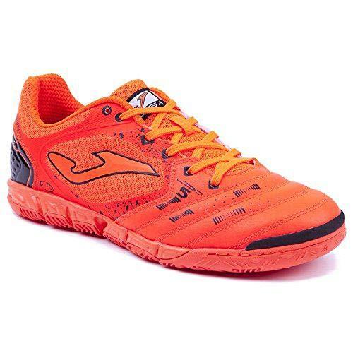 Joma Ligas.807.IN, Zapatillas de fútbol Sala para Hombre, Rosa (Coral Fluor 000), 45 EU: Amazon.es: Zapatos y complementos