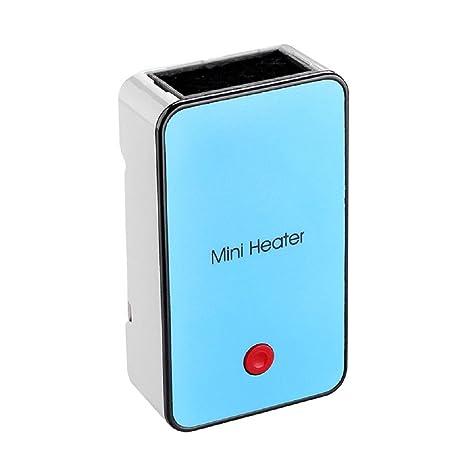 Calefactor Mini Calentador de Escritorio Calentador USB de ...