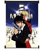 """Trigun Anime Fabric Wall Scroll Poster (16"""" x 21"""") Inches [A]-Trigun-1"""